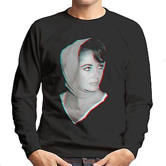 Elizabeth Taylor 1959 3D-Effekt Herren Sweatshirt