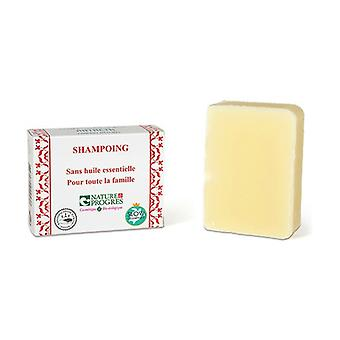 Solid shampoo for the whole family without essential oil 100 g