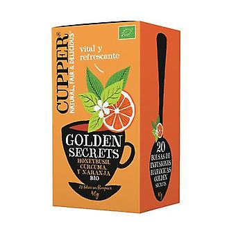 Golden Secrets Bio Infusion 20 infusion bags