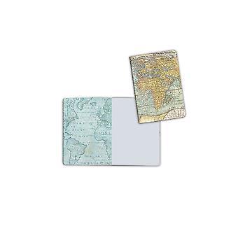 Stamperia A6 Notebook World