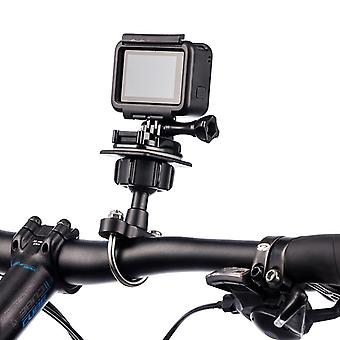 Strong bike action camera handlebar mounting bracket kit