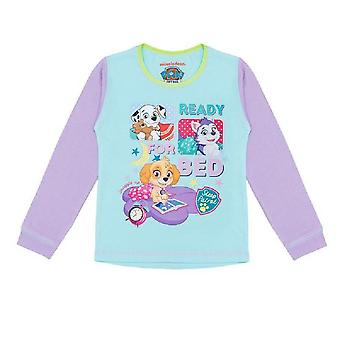 Paw Patrol Girls Ready For Bed Pyjama Set