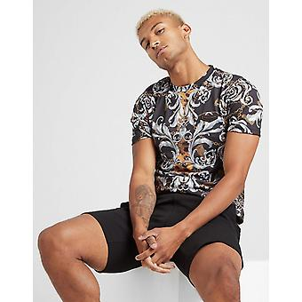 New Supply & Demand Men's Jungle T-Shirt Black