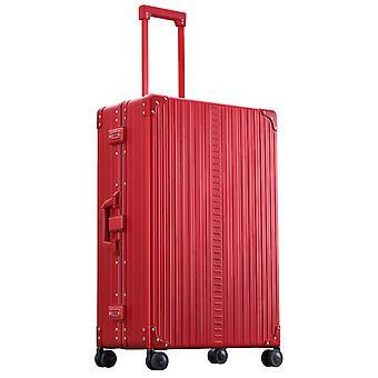 "ALEON Macro Traveler 30"" Trolley 4 ruedas, 50 cm, 80 L, Rojo"