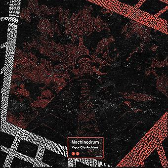 Machinedrum - Vapor City Archives [CD] USA import