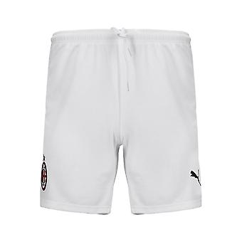 2020-2021 AC Milan Puma Home Shorts (Kids)