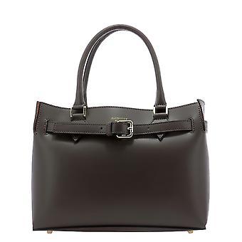 Avenida 67 Elbaxs17 Women's Brown Leather Handbag