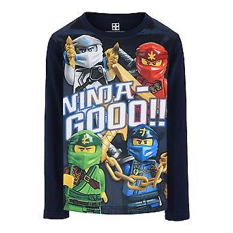 Lego wear Legowear Boys Tshirt Lego ninjago M22653