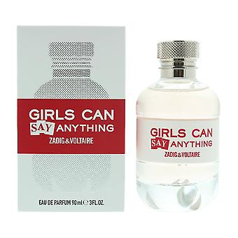 Zadig & Voltaire Girls Can Say Anything Eau de Parfum 90ml Spray For Her
