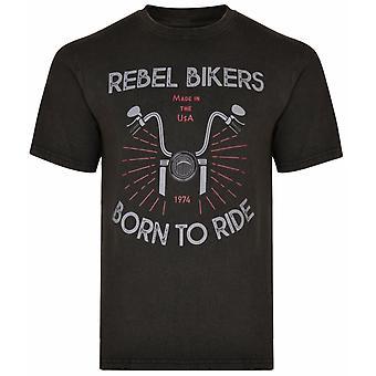KAM Kam Rebel Bikers T Shirt