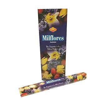 Milflores Incense 20 units