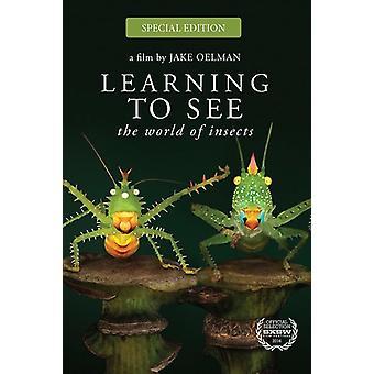 Aprender a ver: El mundo de los insectos [Blu-ray] Importación de EE.UU.