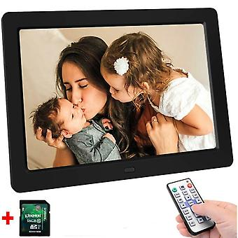 10.1 Inch Lcd Screen,  Hd 1280*800 -digital Photo Frame With Remote