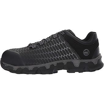Timberland Men's Shoes TB0A1I4S001 Fabric Aluminum Toe Lace Up Safety Shoes