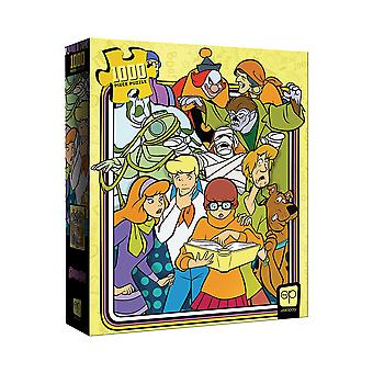Scooby Doo Those Meddling Kids Puzzle (1000pc)