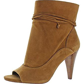 Vince Camuto Avera Femmes-apos;s Slouchy Peep Toe High Heeled Ankle Bootie