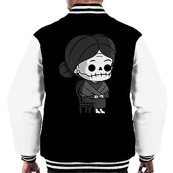 Psycho Norma Bates Kawaii Men's Varsity Jacket