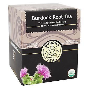 Buddha Burdock Root Organic Herbal Tea