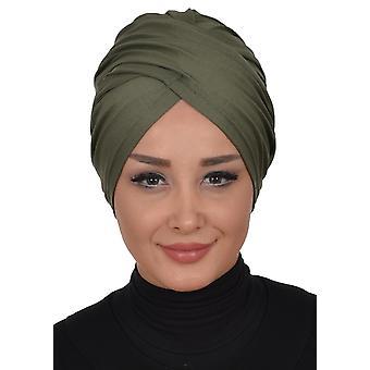Fiona - Bavlněný turban - Ayse Turban.