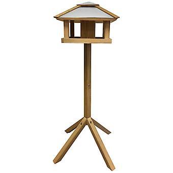 Eshert Design Birdhouse Square Steel Roof FB433