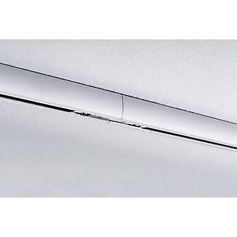 Paulmann URail System Light&Easy 95136 Riel de montaje de alta tensión Conector Silver