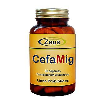 Cefamig 30 capsules