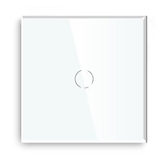 Standard Touch Dimmer 1gang 1-2way Crystal Panel Led Light