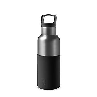 Titan grau Flasche und Tumbler Set