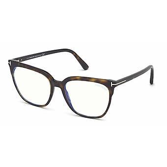 Tom Ford TF5599-B 052 Mörka Havanna Glasögon