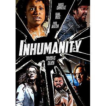 Inhumanity [DVD] USA import