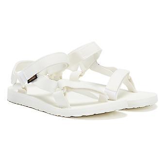 Teva Womens Bright White Original Universal Sandals