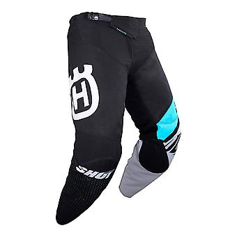 Shot Aerolite Husqvarna Blue Adults MX Pants