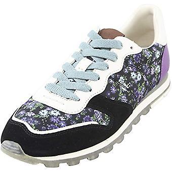 COACH C118 Kvinder's Sneakers Størrelse 11 Sort Kridt