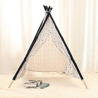 Indian Canvas Teepee Playhouse
