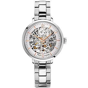 Damenuhr Pierre Lannier Automatische AUTOMATIC Uhren 303F621 - Armband Stahl Silber
