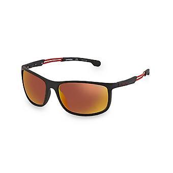 Carrera - Accessories - Sunglasses - CARRERA_4013_S_BLX62UZ - Men - black,orangered