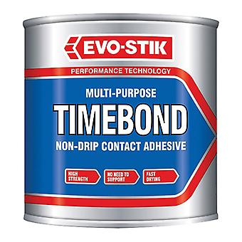 Evo-Stik 627901 Time Bond Contact Adhesive - 250ml
