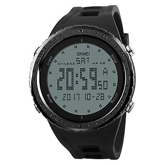 SKMEI 1246 Outdoor Alarm Chronograph Double Time Swimming Sport Men Digital Wat