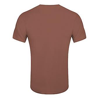 Grindstore Mens Cats tem sua camiseta de costas