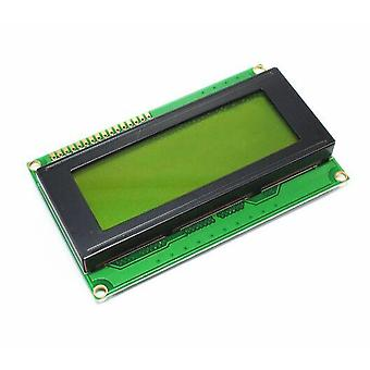 5v- gul og grønn, blå skjerm LCD-modul