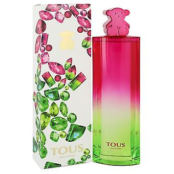 Tous Gems Power Eau de Toilette Spray från Tous 3 oz Eau de Toilette Spray