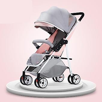 Portable Baby Umbrella Folding Shock Absorber Trolley