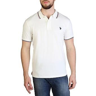 Polo assn. dos EUA homens'camisas polo - 59619