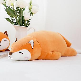 Fluffy Fat Fox Plush Toy