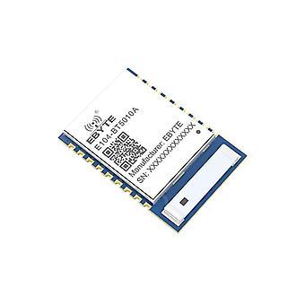 E104-bt5010a Nrf52810 Ble5.0 Iot Módulo Bluetooth Antena Cerâmica Uart 4dbm Smd