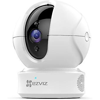 Wokex C6CN 1080p FHD berwachungskameras, WLAN/LAN Dome Schwenk/Neige Kamera mit Nachtsicht,