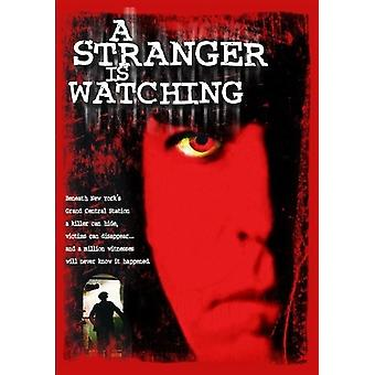 Stranger Is Watching (1982) [DVD] Yhdysvallat tuonti
