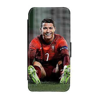 Cristiano Ronaldo Samsung Galaxy A52 5G Brieftasche Fall
