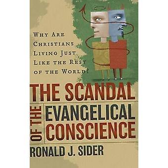 Ronald J. Siderin evankelisen omantunnon skandaali