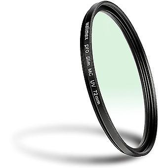 FengChun UV-Filter Slim MC 72 mm (inkl. Schutzhülle)